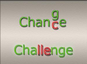 チェンジをチャンスに!