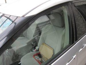 ラズベリーパイ 車中気温湿度観測(その2)