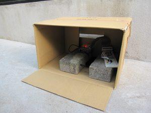 ラズベリーパイ設置その1(外気温湿度観測)
