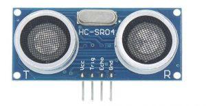 超音波距離センサー(HC-SR04)