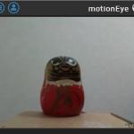 ラズパイで監視カメラにするなら motionEye が 便利で簡単!